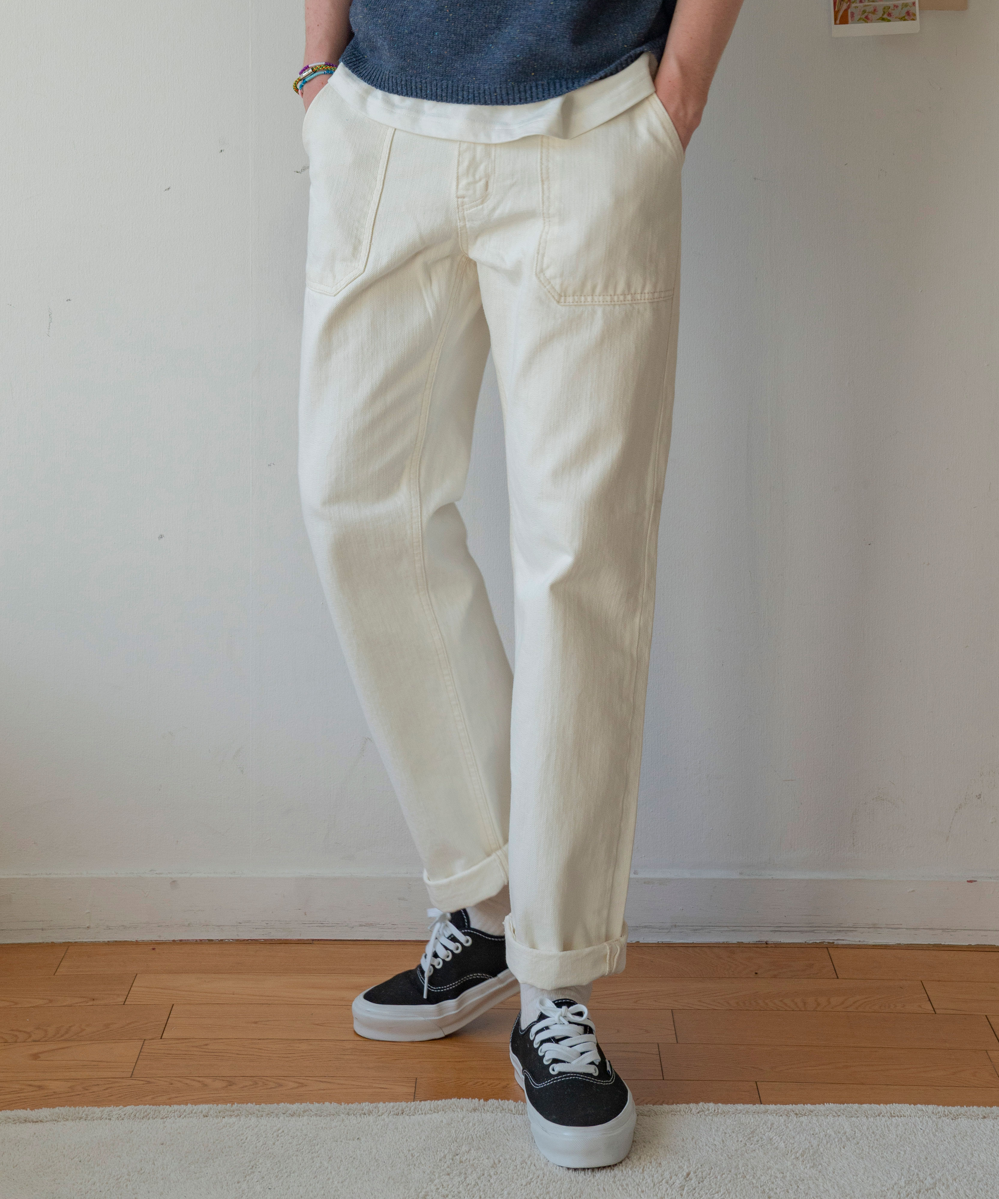 CP-771 Eco Fatigue Cream Jean